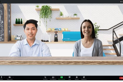 Vista inmersiva permite ver hasta 25 usuarios en una misma sala virtual