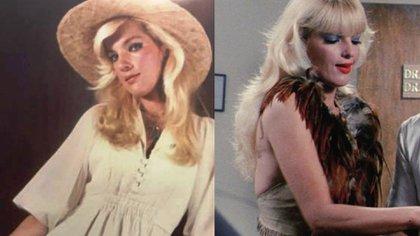 Seux fue la vedette más famosa de México y formó parte de una generación legendaria de actrices como Sasha Montenegro y Lyn May (Foto: Netflix/Bellas de noche)