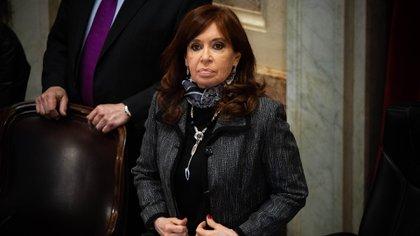Cristina Kirchner, una de las víctimas del espionaje ilegal