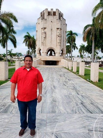 Gerardo Márquez en Cuba