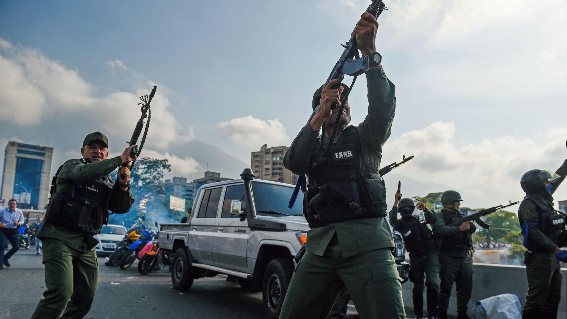 """Venezuela es """"uno de los ambientes más hostiles a la prensa libre en el mundo"""", de acuerdo a la Universidad de Columbia"""