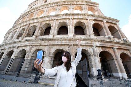 Roma reabrió sus museos (EFE)