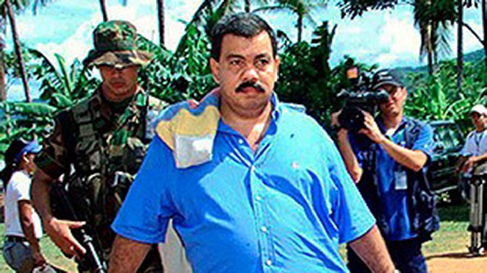 Diego Murillo Bejarano, alias 'Don Berna', fue cabecilla de la banda narcotraficante 'La Oficina' y fundador del  bloque paramilitar Cacique Nutibara.