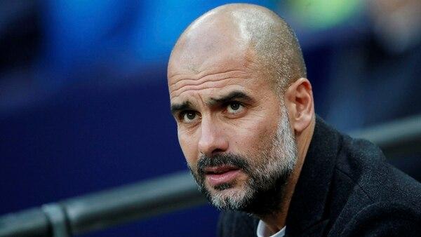 Guardiola sigue acumulando refuerzos con el objetivo de ganar la Champions League(Reuters)