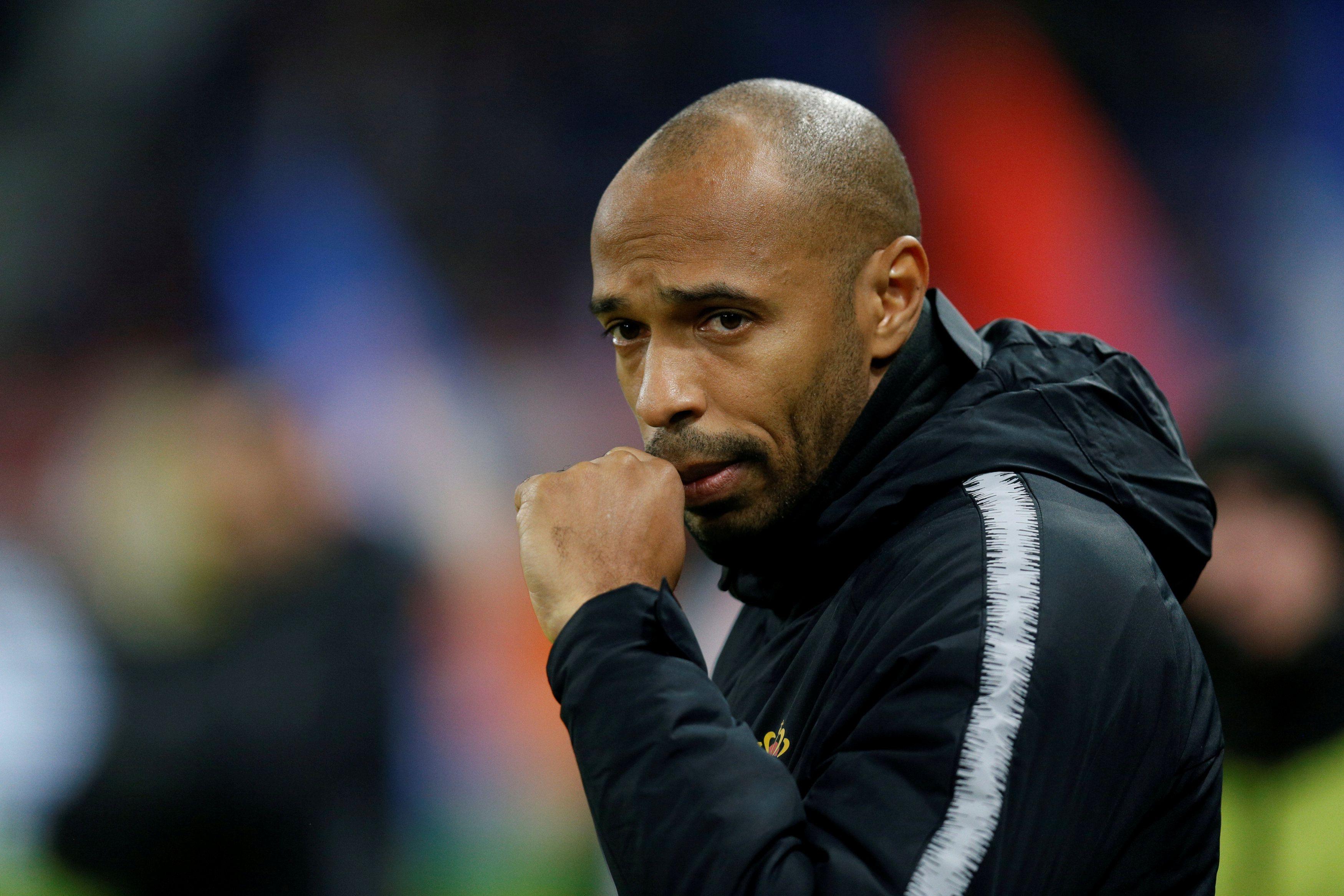 Thierry Henry fue una de las figuras del Barcelona en la Champions League 2009 (Reuters)