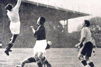 Fotografía de los Juegos Olímpicos de París de 1924 (Foto: FIFA)