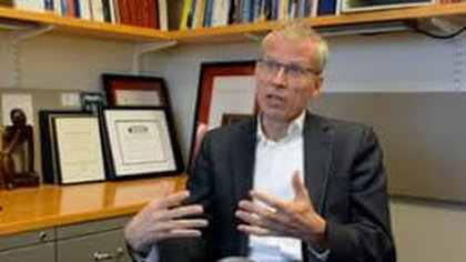 El doctor Martin Kulldorff