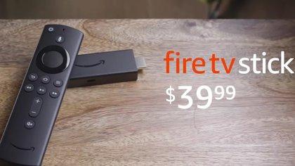 Amazon presentó un nuevo Fire TV Stick
