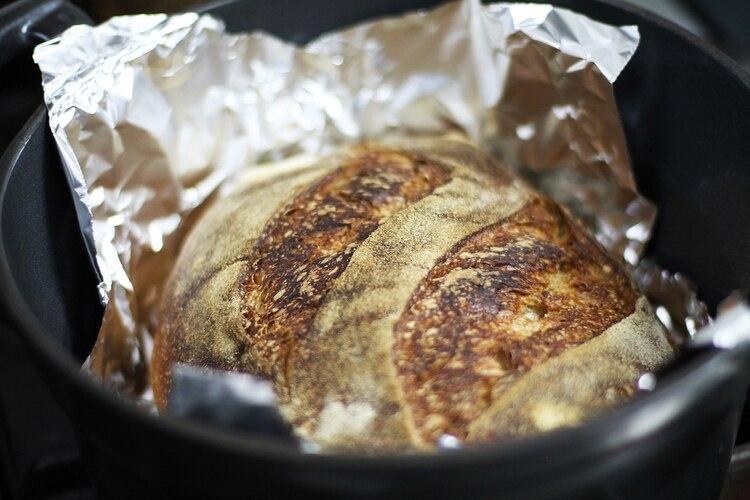 El sabor de las preparaciones tiene un toque ácido una característica que le brinda la levadura natural