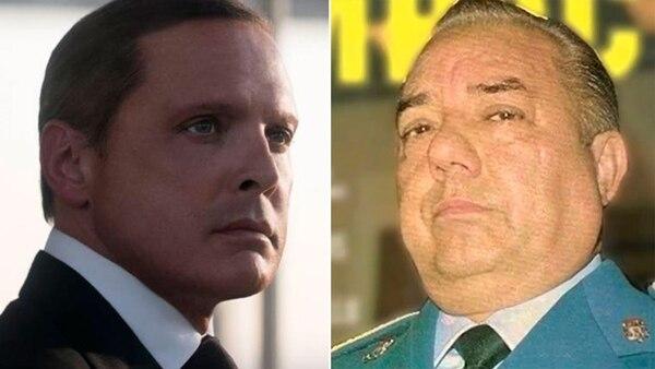 Arturo Durazo habría acercado al cantante y a su padre a gente poderosa.