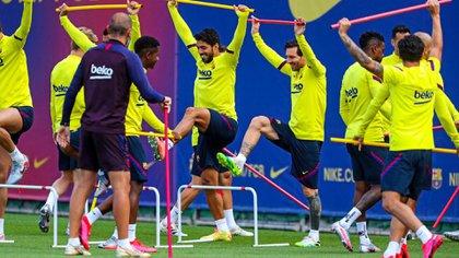 (Twitter: @FCBarcelona_es)