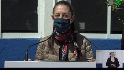 Le chef du gouvernement a rendu compte de la vaccination lors d'une conférence de presse ce samedi 20 février (Photo: Capture d'écran)