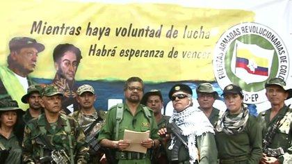 """""""Iván Márquez"""" anuncia la vuelta de la guerrilla colombiana"""