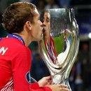 El Atlético de Madrid se quedó con el trofeo