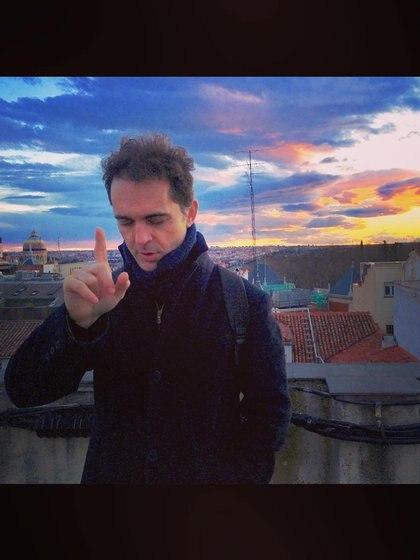 Pedro Alonso nació en Vigo el el 21 de julio de 1971. (Foto Instagram)