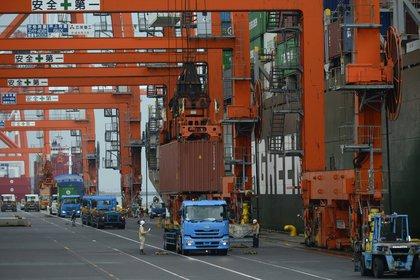 Tokio, 18 may (EFE).- El producto interior bruto (PIB) de Japón cayó en el primer trimestre de este año un 2 % interanual, según los datos preliminares publicados hoy por el Ejecutivo. EFE/Franck Robichon/Archivo