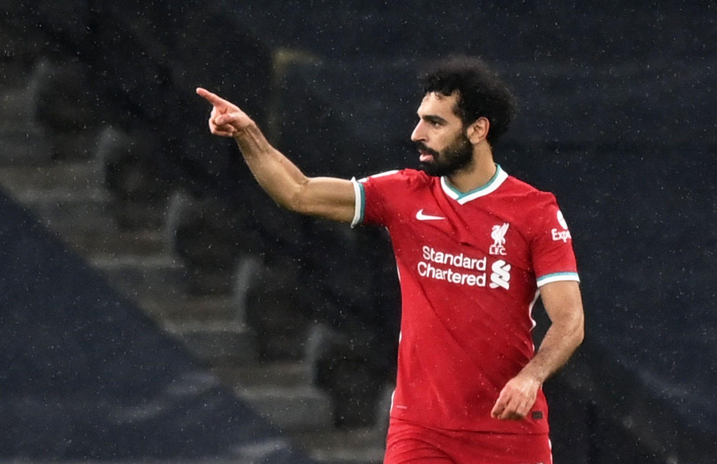 11) Mohamed Salah, Liverpool, USD 14,25 millones