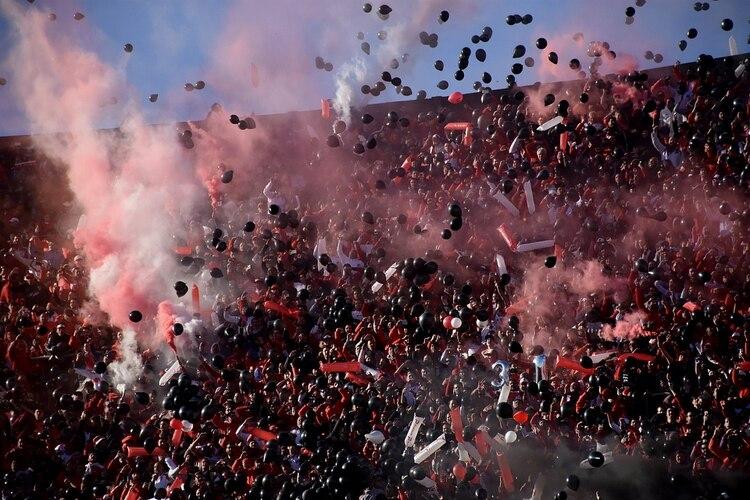 Los precios de las entradas aumentaron entre un 50 y un 106% respecto del duelo ante Cerro Porteño (Nicolás Stulberg)