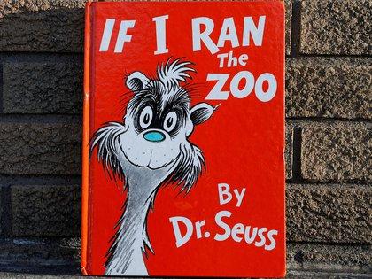 """""""If I Ran The Zoo"""", de Dr. Seuss. REUTERS/Brendan McDermid/Illustration"""