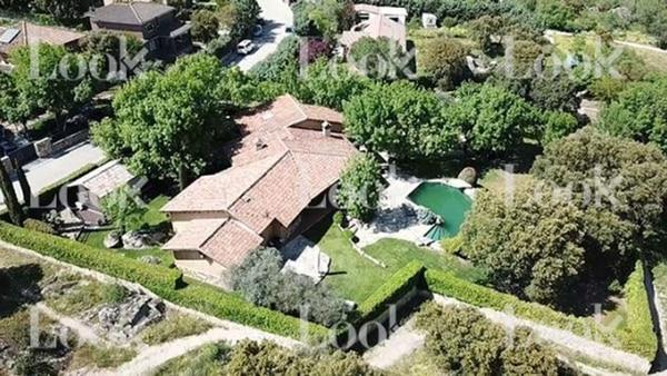 La casa vale 600 mil euros (LOOK)