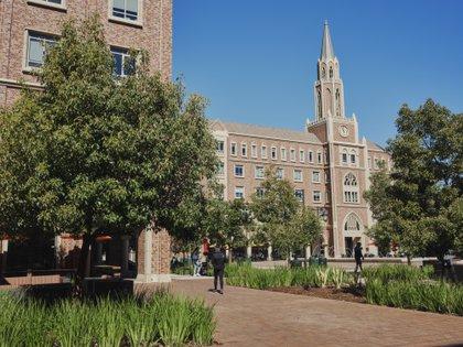 El campus de la Universidad del Sur de California(Rozette Rago/The New York Times)