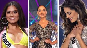 """""""Esta es tu noche"""": tras la disputa con Lupita Jones, Sofía Aragón escribió un emotivo mensaje a Andrea Meza para desearle suerte en Miss Universo"""