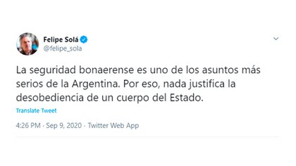 Felipe Solá - @felipe_sola