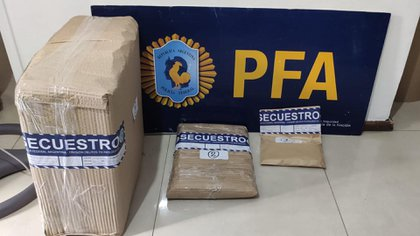 En la vivienda donde detuvieron al ciudadano venezolano secuestraron dos computadoras y tres celulares
