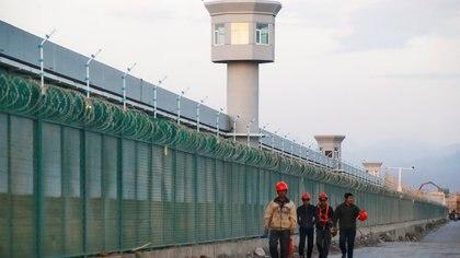 campo vocacional Dabancheng China