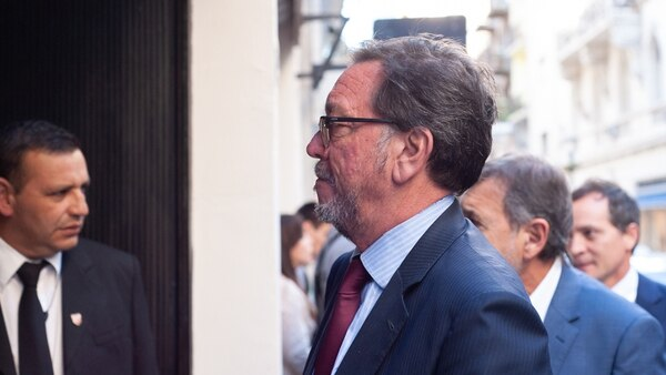 El senador nacional Pedro Guastavino