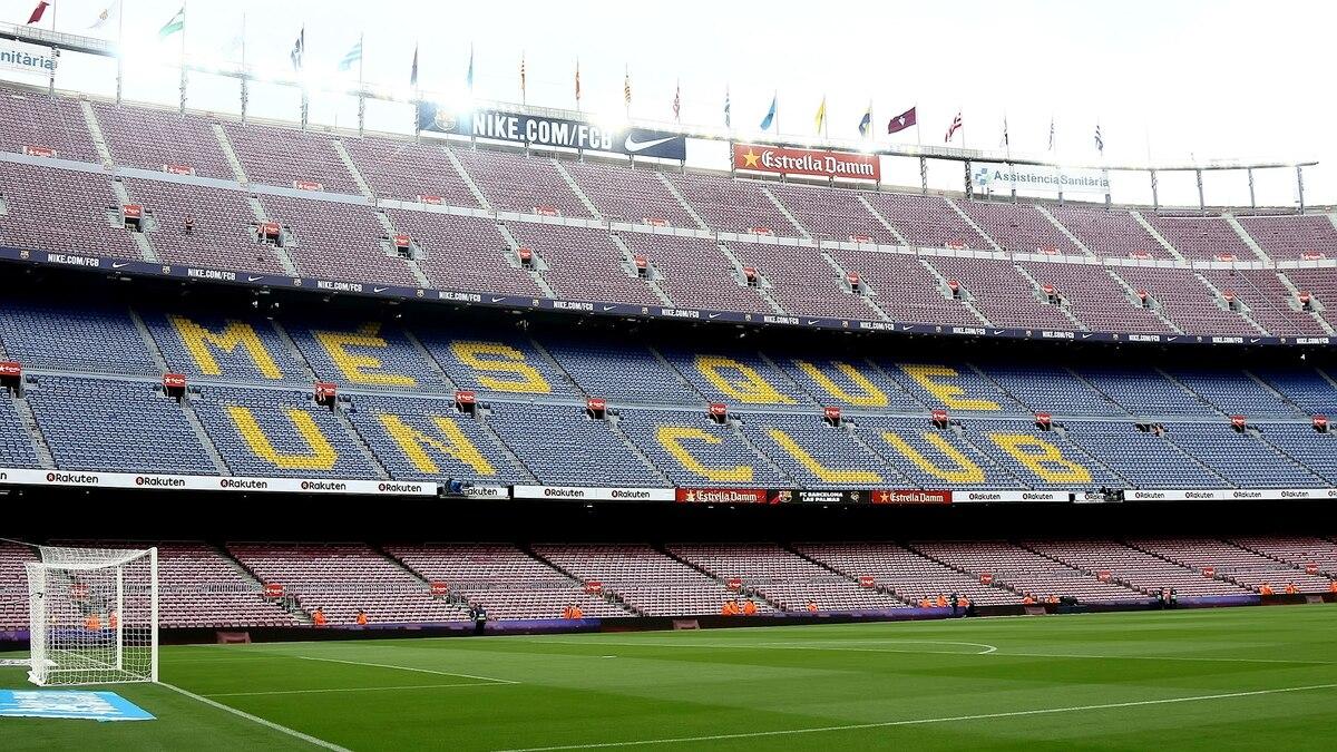 Un Camp Nou vacío en Champions League: Barcelona recibirá al Napoli sin público por el coronavirus - Infobae