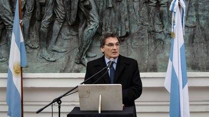 Claudio Avruj, secretario de Derechos Humanos de la Nación (Télam)