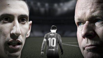 París Saint Germain y Barcelona, más enfrentados que nunca por Lionel Messi