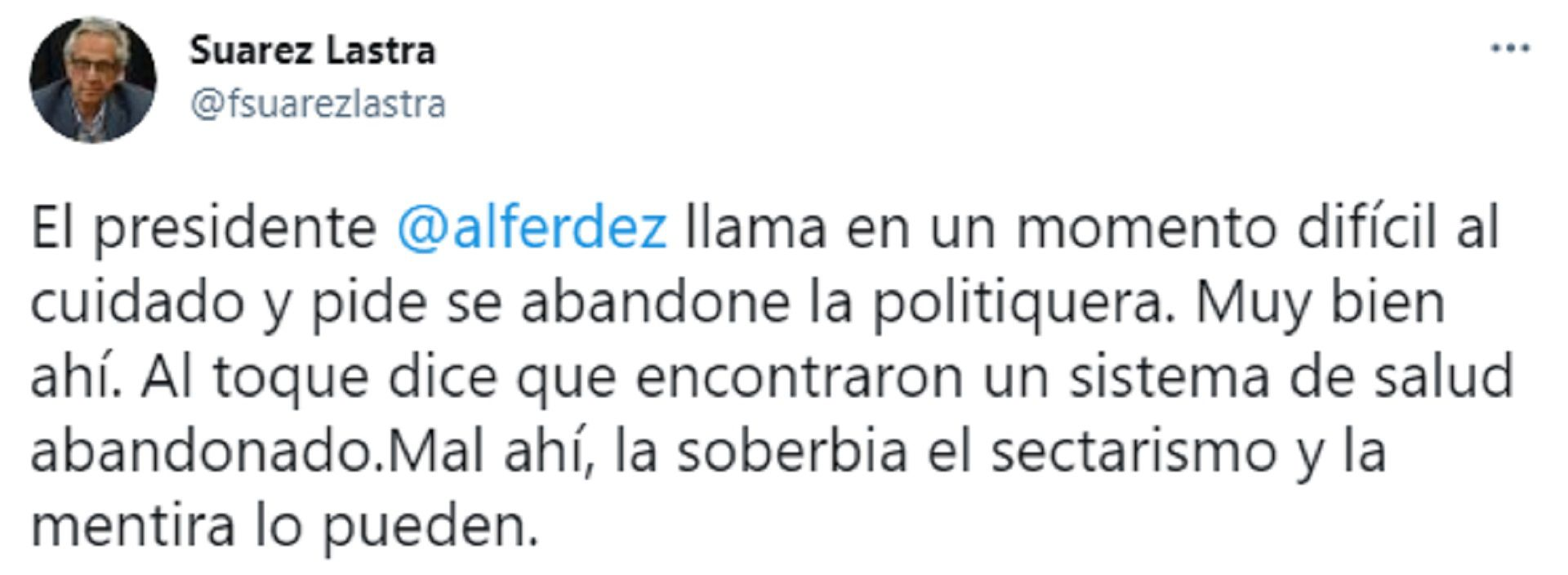 Facundo Suárez Lastra