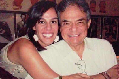 Marysol y José José (Foto: IG @marysol_sosa)