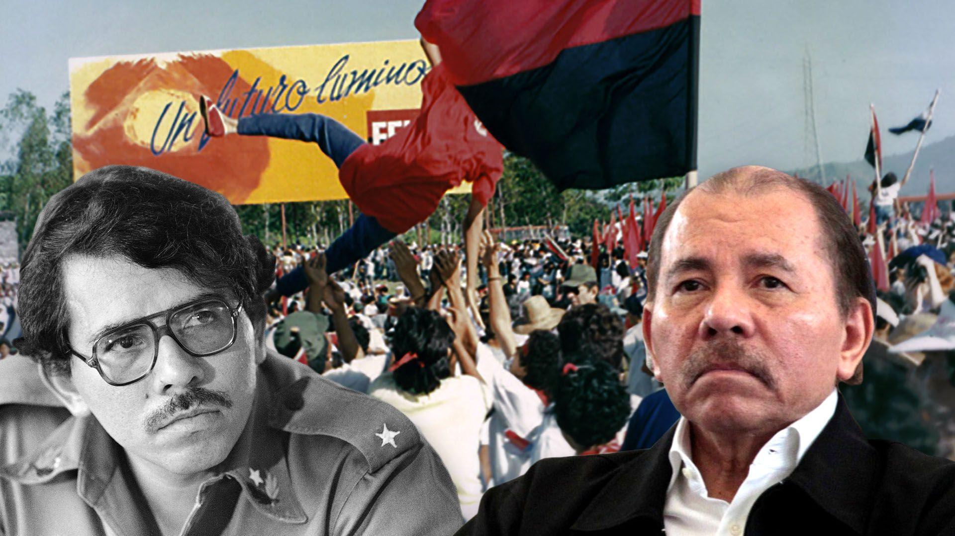 Daniel Ortega, de ser uno de los líderes de la revolución a liderar un régimen autoritario cada vez más brutal