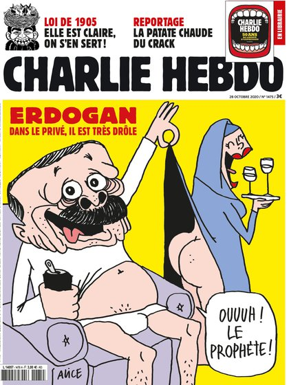 (Foto: Twitter Charlie Hebdo/@Charlie_Hebdo_)