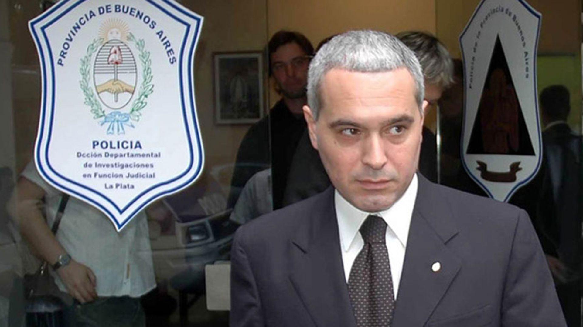 El fiscal Marcelo Romero