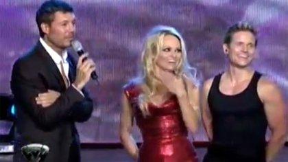 """Tal como ocurrió en Argentina, Pamela Anderson participará este año de la versión francesa de """"Bailando por un sueño"""""""