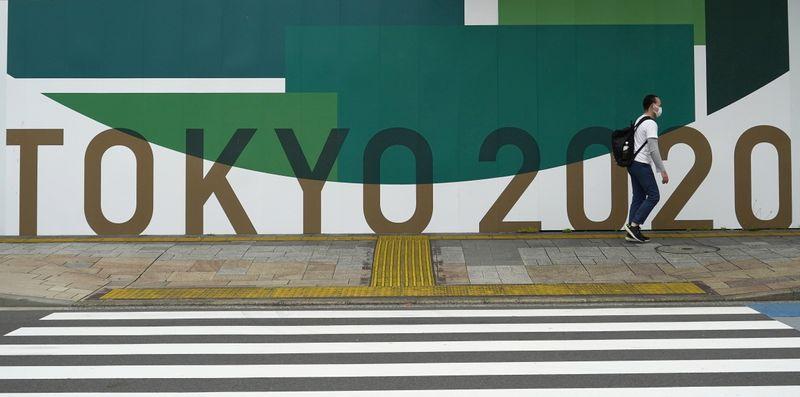 Pese a la postergación para este año, los Juegos Olímpicos mantienen el nombre de Tokio 2020 (Reuters)