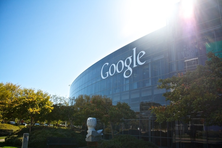 La sede central de Google en Mountain View, California (Foto: Especial)