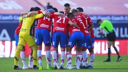 El Atlético San Luis buscará entrar entre los 12 primero lugares del Guardianes 2020 (Foto: Cortesía/ Atlético de San Luis/ Cesar Gomez/ JAM MEDIA)