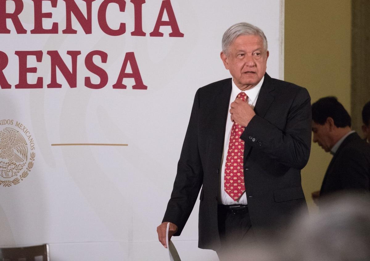 """""""No me voy a meter"""": López Obrador se comprometió a no tomar partido en las próximas elecciones de EEUU"""
