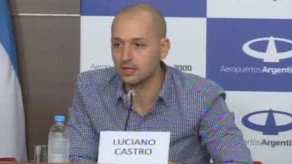 Luciano Castro, médico que trabajaba en Holanda, decidió dejar todo para volver a Argentina a ayudar en la lucha contra el COVID-19