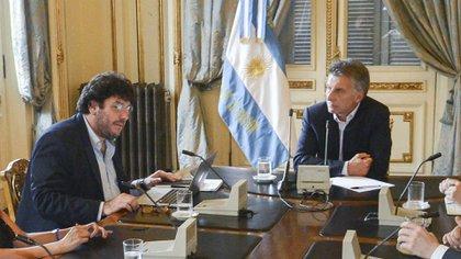 El ex secretario de Cultura Pablo Avelluto estuvo a cargo de la edición del libro (NA)