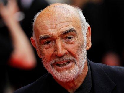 Sean Connery murió mientras dormía este 31 de octubre a los 90 años y se encontraba en las Bahamas. (Foto: REUTERS/David Moir/File Photo)