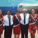 Marco Aurelio Hernández, el ex piloto de Global Air que había denunciado faltas de mantenimiento