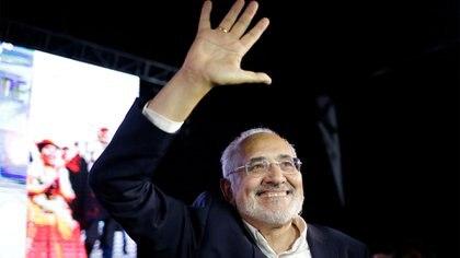 El opositor Carlos Mesa (Reuters)