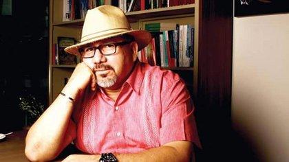 El periodista mexicano Javier Valdez, asesinado el 15 de mayo de 2017 en Culiacán (Foto: Especial)