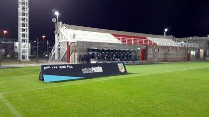 Así está el River Camp, con todos los cambios solicitados y la estática de la Liga Profesional de Fútbol